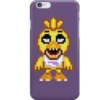 Five Nights at Freddy's - Chica Mini Pixel iPhone Case/Skin