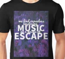 Escape by Music Unisex T-Shirt