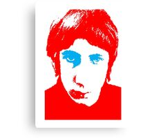 The Who Pete Townshend T-Shirt Canvas Print