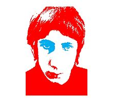The Who Pete Townshend T-Shirt Photographic Print