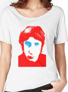 The Who Pete Townshend T-Shirt Women's Relaxed Fit T-Shirt