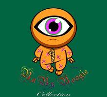 Baby Boogie - Orange Cyclop Unisex T-Shirt