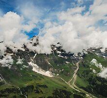 Clouds by artesonraju
