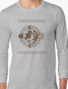 Map Golden Army Long Sleeve T-Shirt