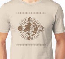 Map Golden Army Unisex T-Shirt