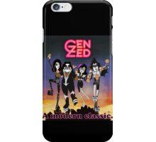 Gen Kiss iPhone Case/Skin