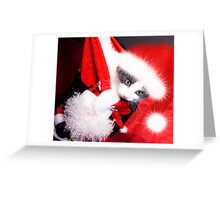 Sala Claws Greeting Card