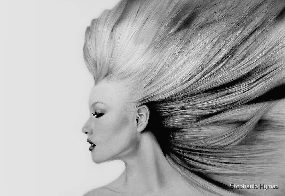 Fantasia 3, natural. by Stephanie Hymas