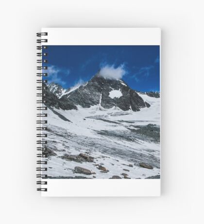 Grossglockner Spiral Notebook