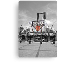 Comerica Park baseball stadium Detroit Canvas Print
