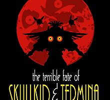 THE TERRIBLE FATE OF SKULL KID &TERMINA (BATMAN THE ANIMATED SERIES PARODY) by TheReverie