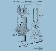 Phillips Screwdriver Patent 1934 Unisex T-Shirt