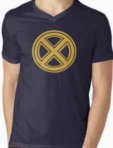 X men Aromor Style  Mens V-Neck T-Shirt