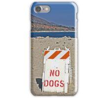 Beach Sign iPhone Case/Skin