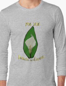 Poblacht na hEireann Republic of Ireland  Long Sleeve T-Shirt
