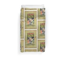 United States Department of Agriculture Poster 0093 Can Vegetables Fruit and Kaiser Too National War Garden Commission Duvet Cover