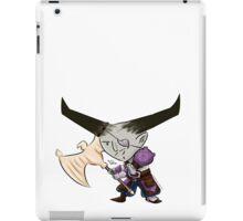 Chibi Bull iPad Case/Skin