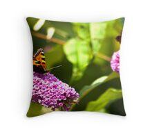 Butterfly  #3 Throw Pillow