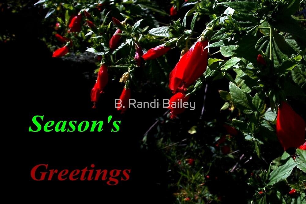 Little red Christmas bells by ♥⊱ B. Randi Bailey