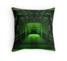 Walk With Me ©  Throw Pillow