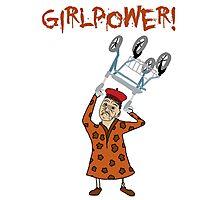 Girlpower! Photographic Print