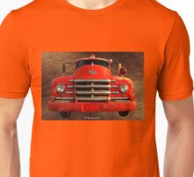 1955 Diamond T Grille - The Cadillac Of Trucks Unisex T-Shirt