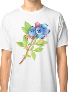 Wild Maine Blueberries Classic T-Shirt