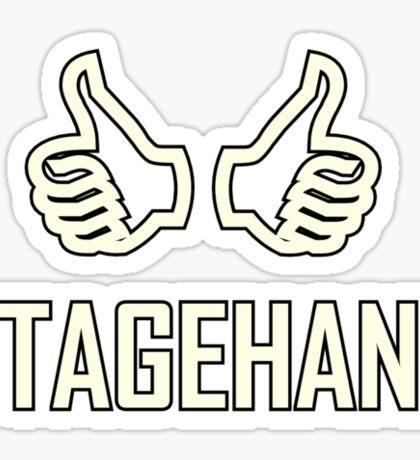 Stagehand Sticker