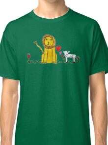 Tane's Lion and Lamb Classic T-Shirt