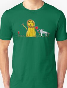 Tane's Lion and Lamb Unisex T-Shirt
