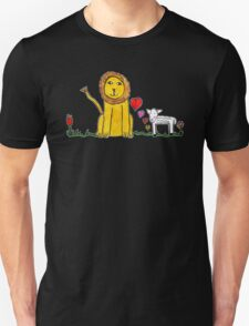 Tane's Lion and Lamb T-Shirt