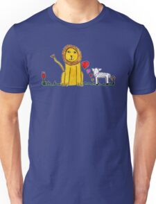 Tane's Lion and Lamb Unisex T-Shirt