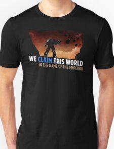 We claim this world T-Shirt