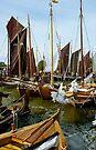 MVP71 Zees Boat regatta, Ahrenshoop, Germany. by David A. L. Davies
