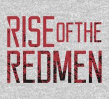 Rise of the Redmen One Piece - Short Sleeve