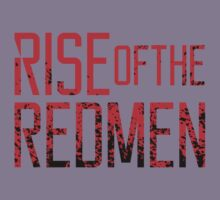 Rise of the Redmen Kids Clothes
