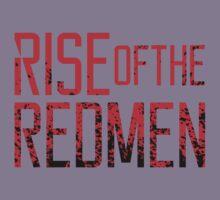 Rise of the Redmen Kids Tee