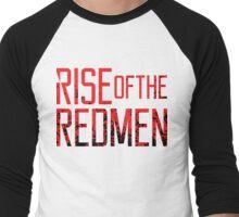 Rise of the Redmen Men's Baseball ¾ T-Shirt