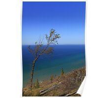 Lake Michigan Beauty Poster