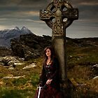 Branwen  (Celtic Cross) by Raymond Kerr