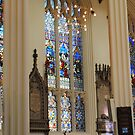 The Windows of St.John's by Dorothy Thomson