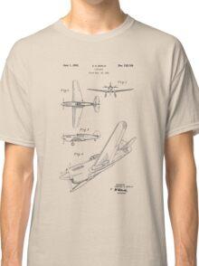 Airplane Patent 1942 Classic T-Shirt