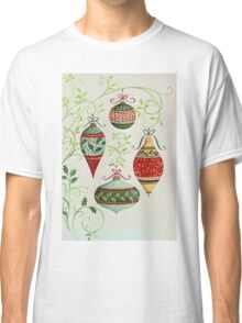 Decorated ornaments Classic T-Shirt