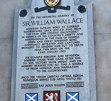 Sir William Wallace by Dorothy Thomson