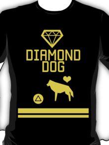 DD - Press △ to love dog T-Shirt