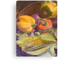 Autumn Bounty Canvas Print