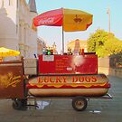 New Orleans Lucky Dogs by Wanda Raines