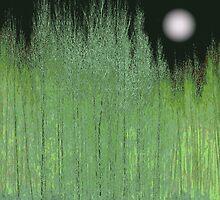 Wakaitcu's-Tree Spirits by linmarie