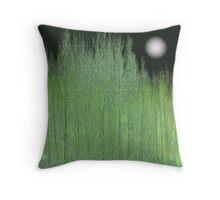 Wakaitcu's-Tree Spirits Throw Pillow