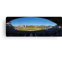 Isotopes Stadium Canvas Print